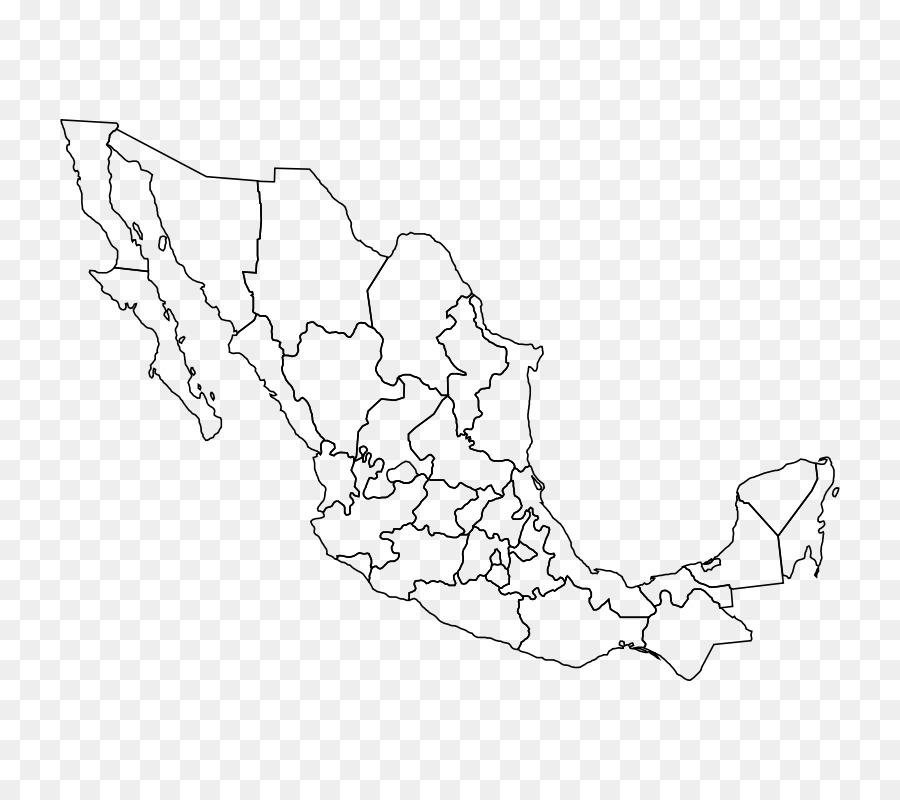 Mexico outline clipart image freeuse download Road Cartoon clipart - Mexico, Map, White, transparent clip art image freeuse download