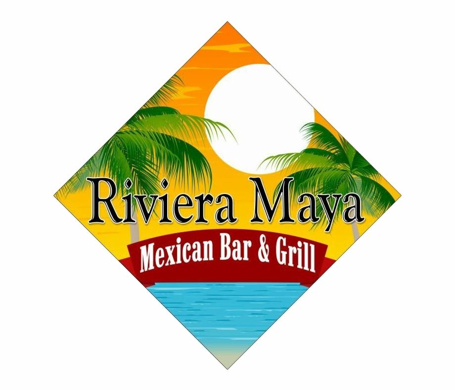 Mexico riviera maya clipart png png black and white download Riviera Maya Mexican Bar & Grill - Poster Free PNG Images ... png black and white download