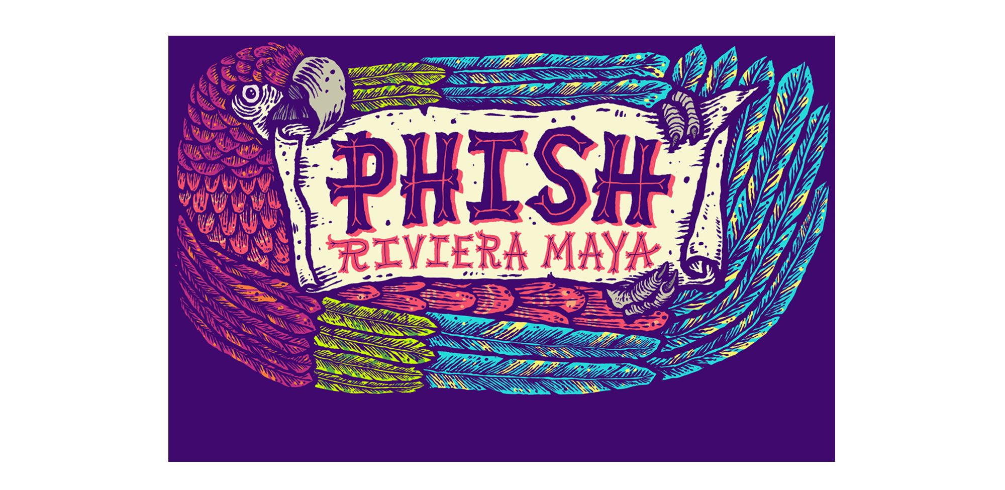 Mexico riviera maya clipart png clipart free stock Phish Riviera Maya 2020 clipart free stock