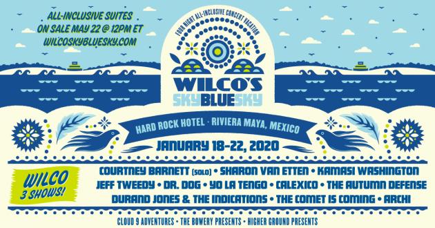 Mexico riviera maya clipart png clip black and white Wilco throwing a Mexico fest w/ Yo La Tengo, Courtney ... clip black and white