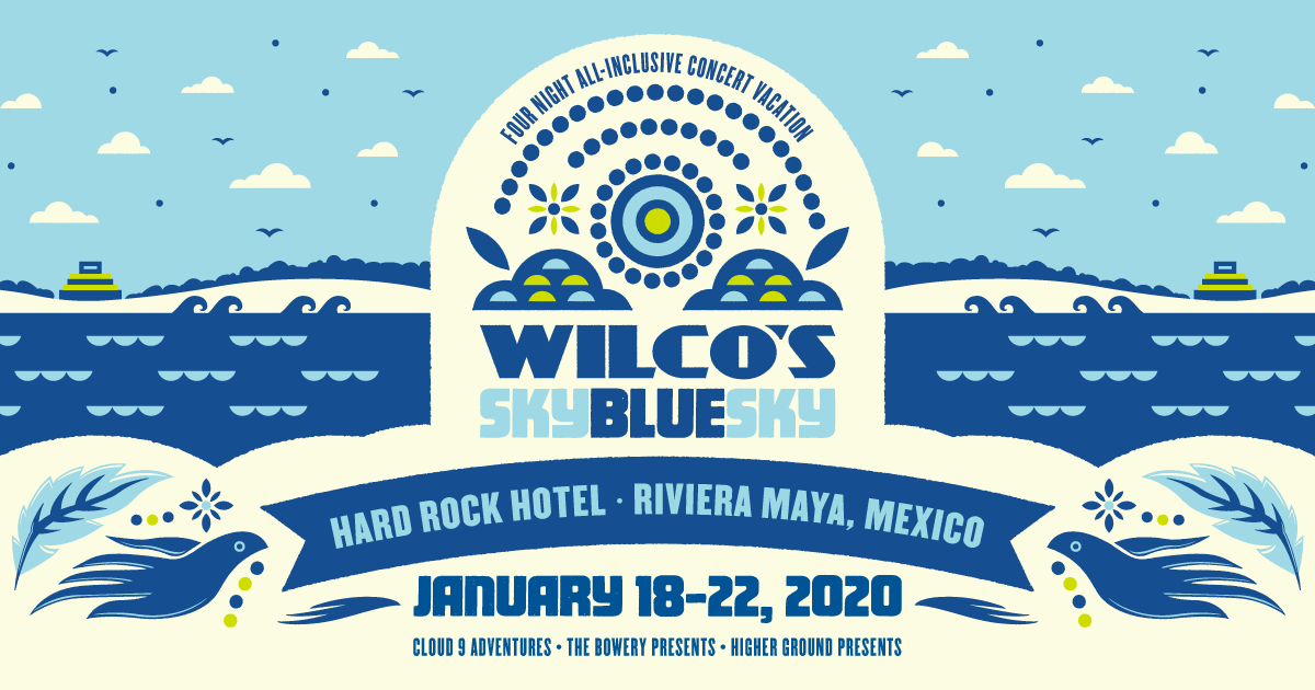 Mexico riviera maya clipart png clipart free Wilco\'s Sky Blue Sky 2020 Lineup & Tickets - Jan 18 - 21, 2020 clipart free