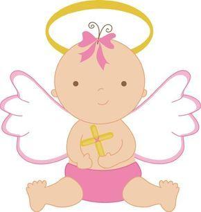 Mi bautizo clipart graphic freeuse stock Image result for mi bautizo nina pink clipart | Angels ... graphic freeuse stock
