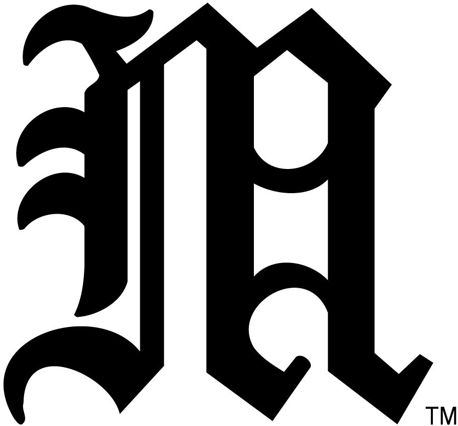 Miami hurricanes baseball clipart vector free stock Miami Hurricanes Alternate Logo - NCAA Division I (i-m ... vector free stock