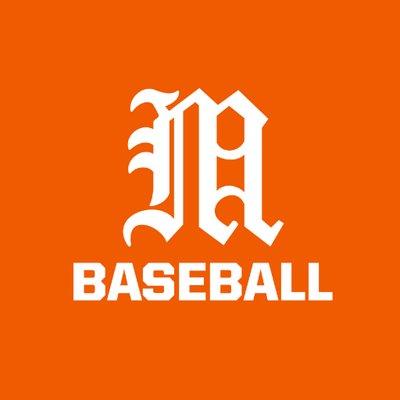 Miami hurricanes baseball clipart clip freeuse Canes Baseball on Twitter: \