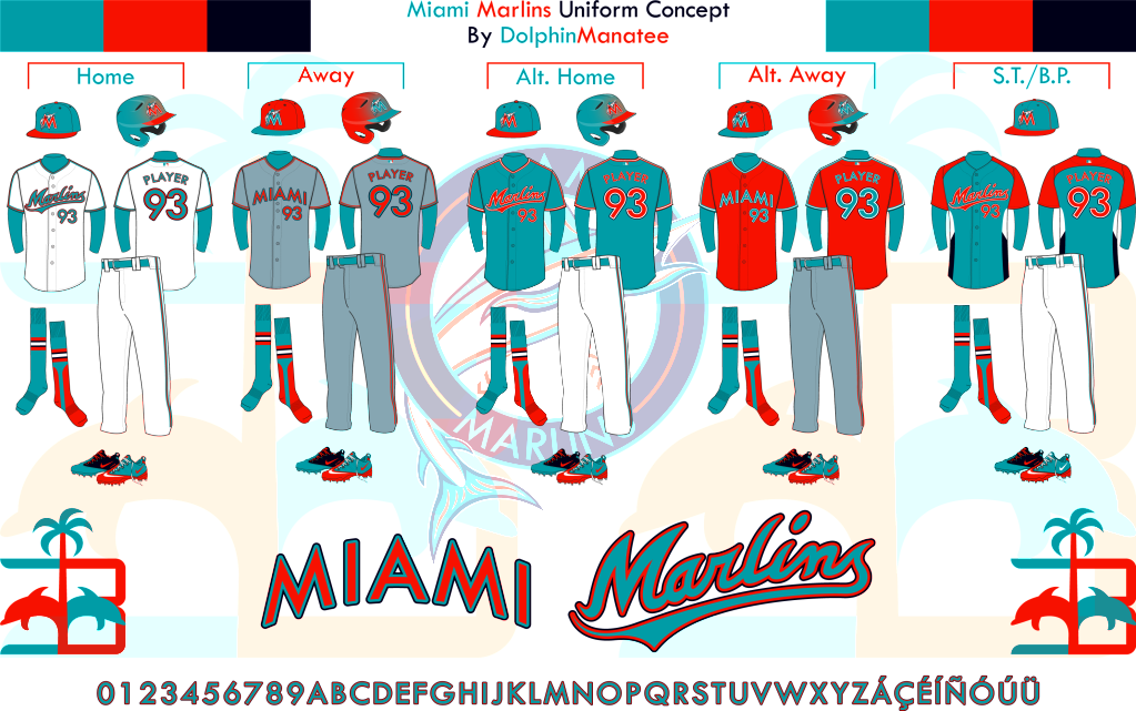 Miami marlins baseball jersey clipart clipart library library DolphinManatee's Miami Marlins Concept - Page 6 - Concepts - Chris ... clipart library library