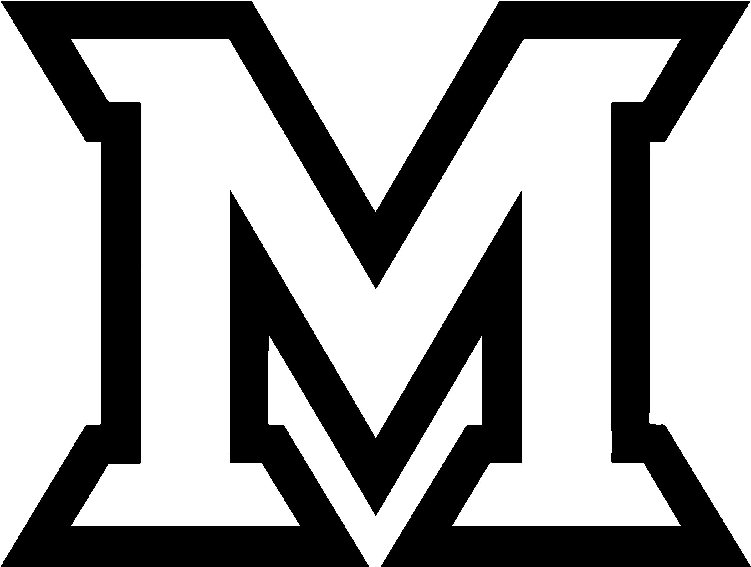 Miami university logo clipart image freeuse Miami University Logo PNG Transparent & SVG Vector - Freebie ... image freeuse