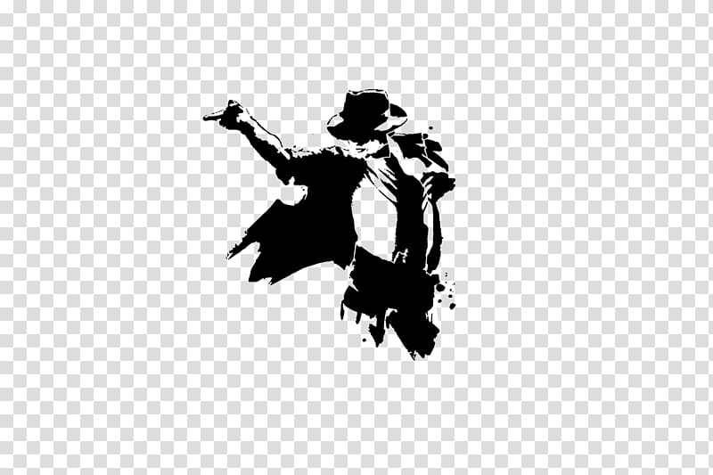 Michael Jackson stencil illustration, Silhouette Drawing Art ... library