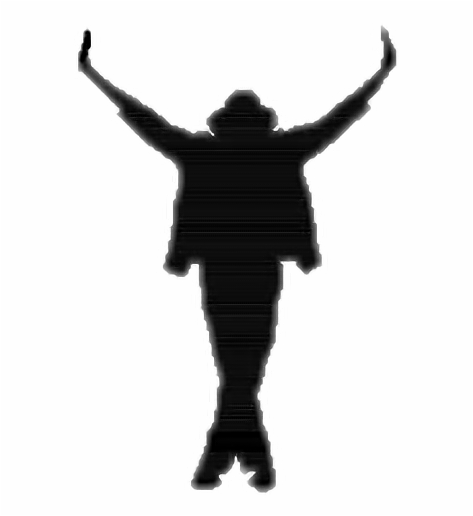 Free Michael Jackson Silhouette, Download Free Clip Art ... png library stock