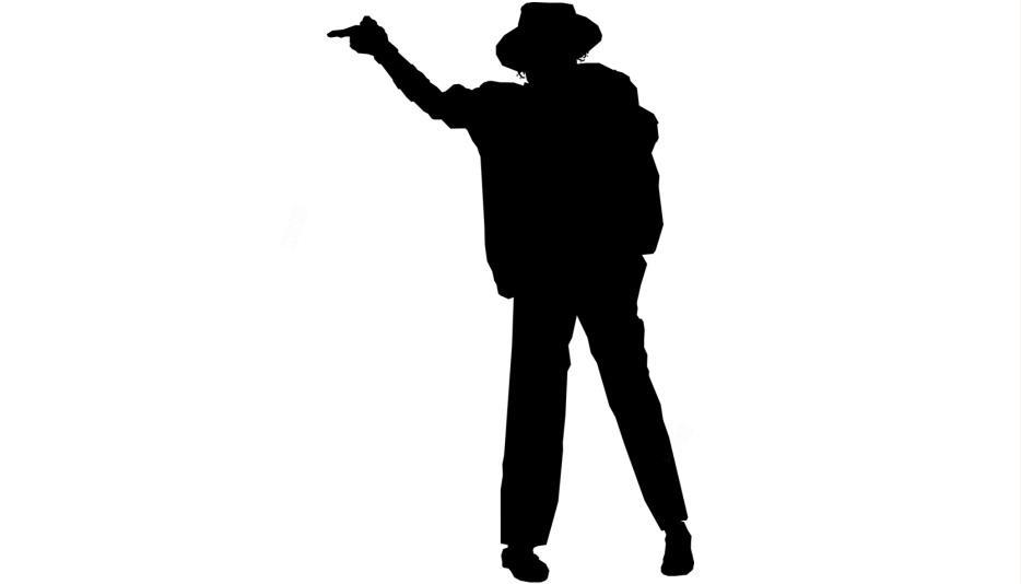 Transparent Michael Jackson Silhouette, Png Clip Art ... library