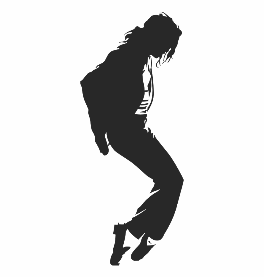 Michael Jackson Style Vector Logo - Dancing Michael Jackson ... png royalty free