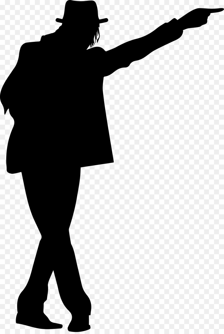 Man Cartoon clipart - Silhouette, Drawing, Art, transparent ... graphic library