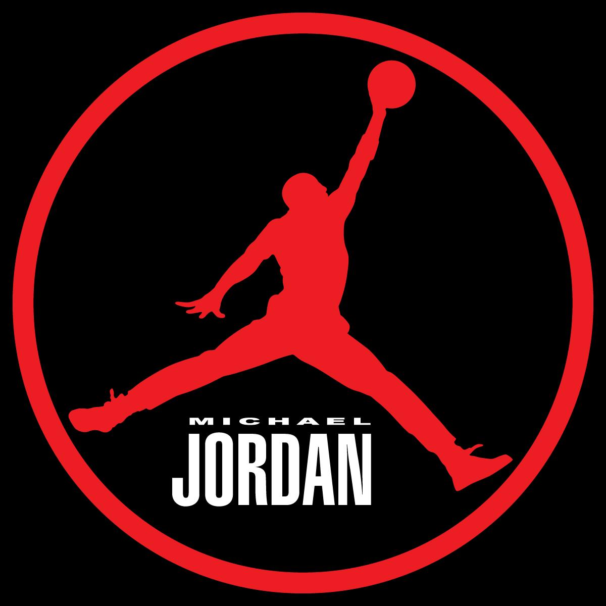 Michael jordan logo clipart freeuse library Michael Jordan Jumpman Basketball Logo Vector Clipart | Free ... freeuse library