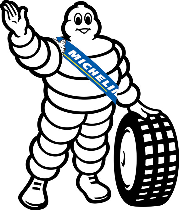Michelin tire logo clipart clip art download How the Michelin man logo came to be - Creative Review clip art download