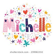Image result for name photos michelle | name photo | Name ... picture freeuse stock