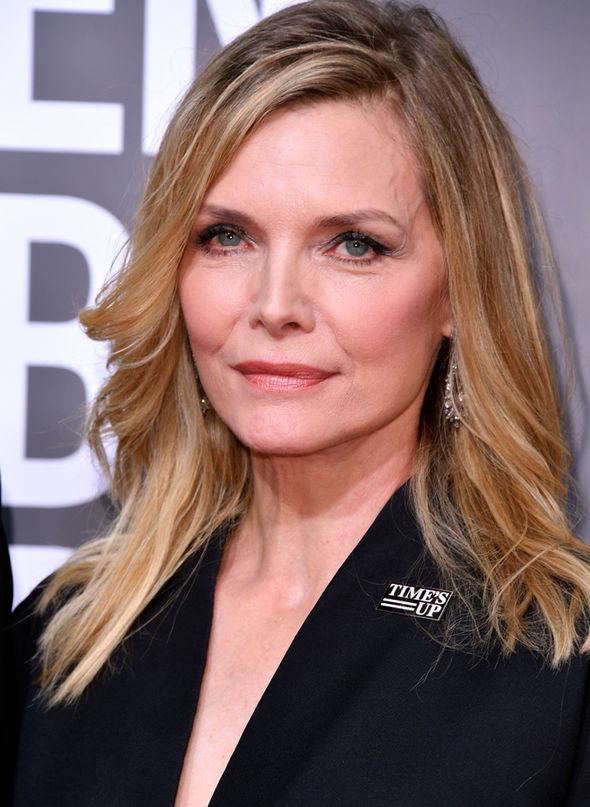 Ant-Man and the Wasp - Michelle Pfeiffer set to STUN fans as ... jpg black and white