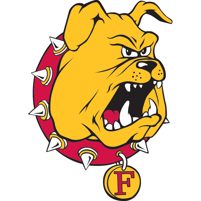 University of michigan football clipart image royalty free stock Ferris State Bulldogs - 2017 Schedule, Stats & Latest News | HERO Sports image royalty free stock