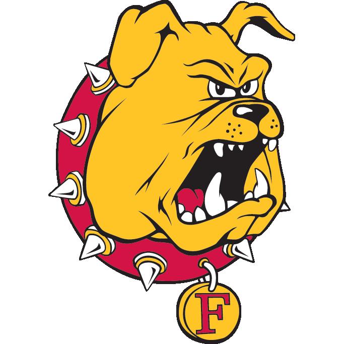 Michigan football helmet clipart clip art royalty free Ferris State Bulldogs - 2017 Schedule, Stats & Latest News | HERO Sports clip art royalty free