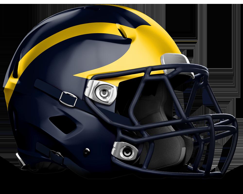 Michigan football helmet clipart png freeuse library Big Ten Helmet PNG files : CFB png freeuse library