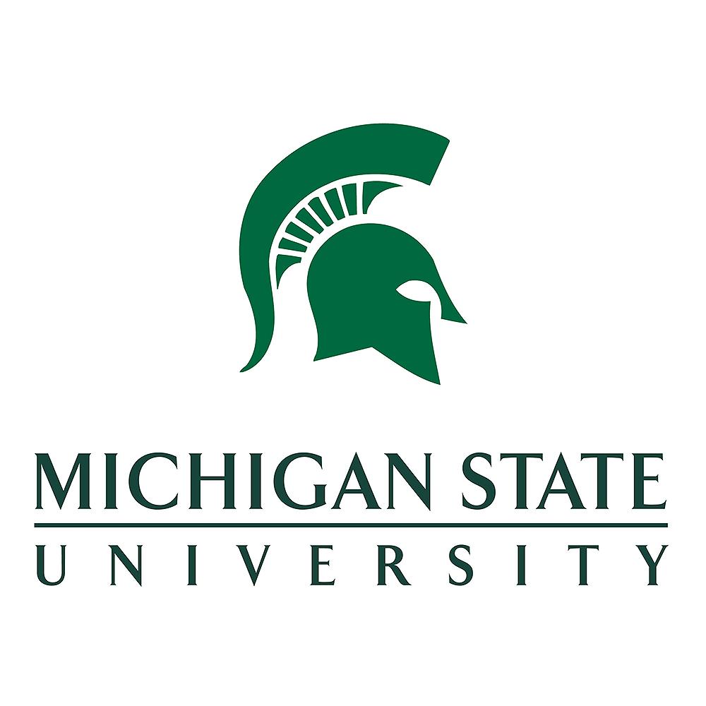 Michigan state logo clip art clip library library Michigan State University Clipart - Clipart Kid clip library library