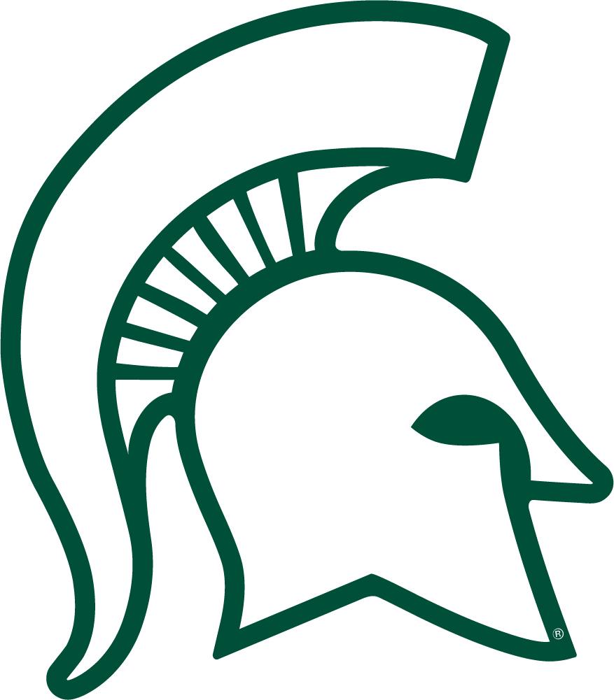 Michigan state logo clip art graphic freeuse library Msu Spartan Logo Clipart - Clipart Kid graphic freeuse library