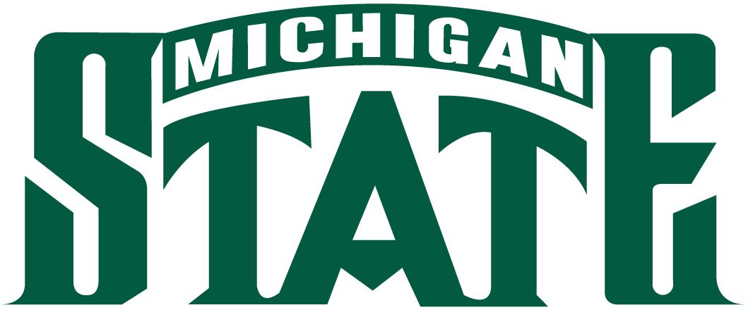 Michigan state logo clip art picture library library Michigan State University Clip Art - Cliparts.co picture library library