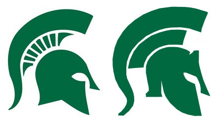 Michigan state spartans logo clipart royalty free library Free MSU Cliparts, Download Free Clip Art, Free Clip Art on ... royalty free library