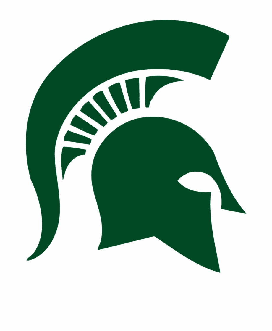 Michigan state spartans logo clipart png free stock Michigan State Spartans Logo Free PNG Images & Clipart ... png free stock