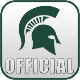 Michigan state spartans logo clipart banner black and white Michigan State Spartans PNG and Michigan State Spartans ... banner black and white