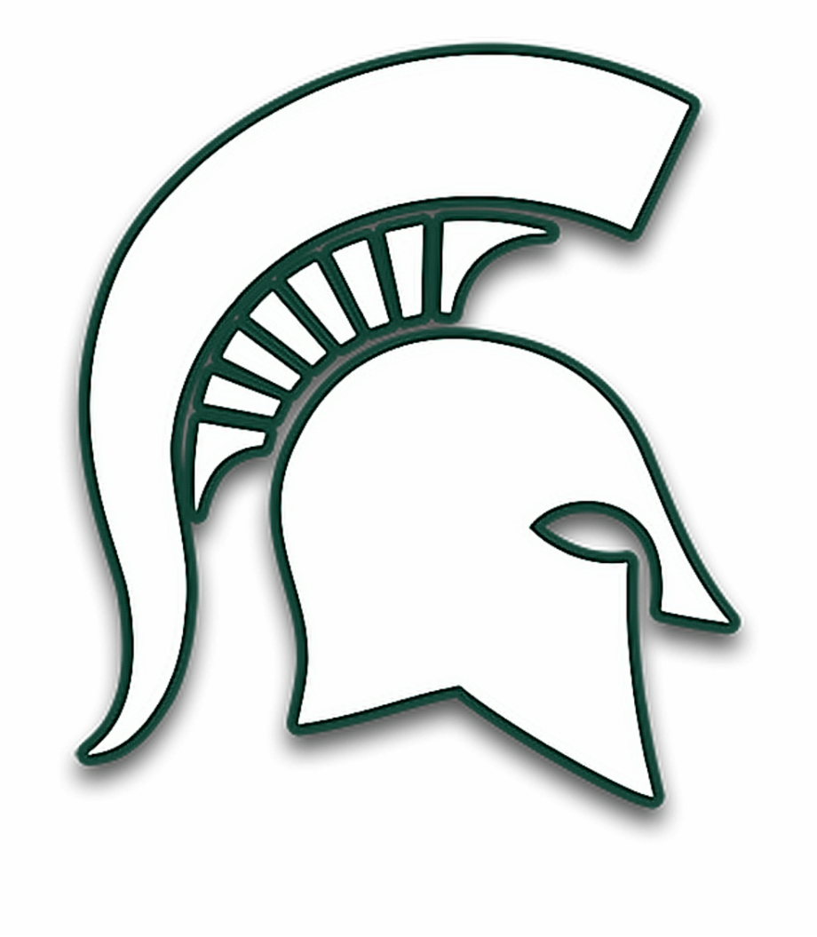 Michigan state spartans logo clipart royalty free stock Michigan State University Michigan State Spartans Men ... royalty free stock