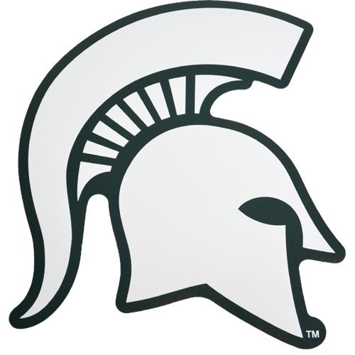 Michigan state university logo clip art vector free Msu spartan clipart - ClipartFest vector free