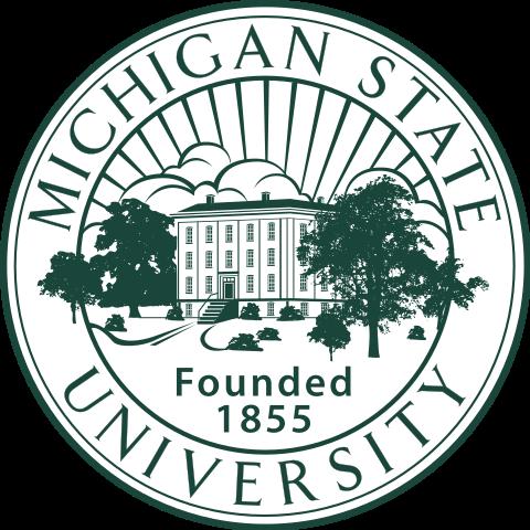 Michigan state university logo clip art clip transparent stock File:Michigan State University seal.svg - Wikipedia clip transparent stock