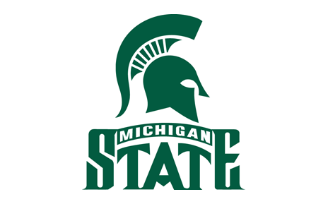 Michigan state university logo clipart image black and white Databrary || Databrary image black and white