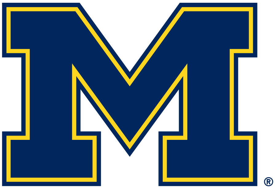 Michigan wolverines clipart picture freeuse Michigan Football Logo Png , (+) Png Group - romolagarai.org< picture freeuse