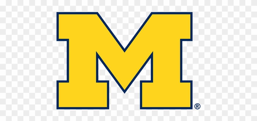Michigan wolverines clipart image black and white library Michigan Wolverines Logo Bing Images Ohio State Michigan ... image black and white library