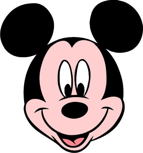 Mickey and minnie mouse clipart just face clip art stock Mickey Mouse Face Image   Free download best Mickey Mouse ... clip art stock