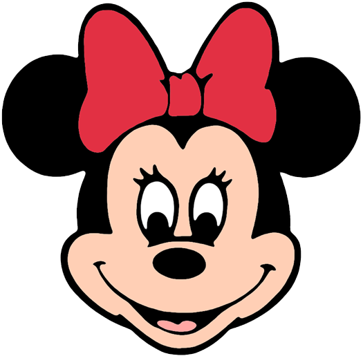 Mickey and minnie mouse clipart just face clip art free download Minnie Mouse Clip Art 3   Disney Clip Art Galore clip art free download