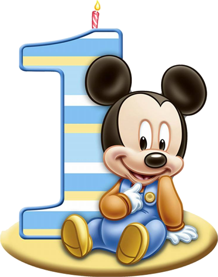 Rock star mickey mouse clipart vector free download Personalised A4 1st Birthday Baby Mickey Mouse, Edible Icing Sheet ... vector free download
