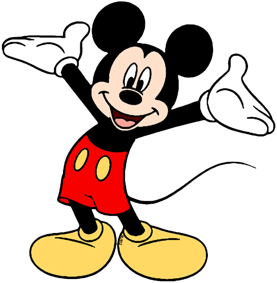 Mickey clipart free download Mickey Mouse Clip Art 2 | Disney Clip Art Galore free download