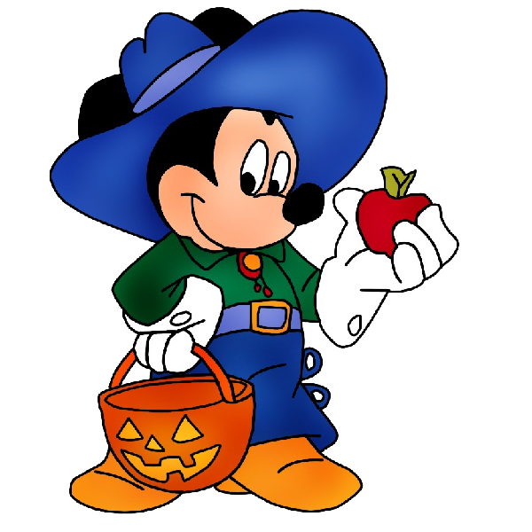 Mickey halloween clipart png royalty free Mickey Mouse Halloween Clipart at GetDrawings.com | Free for ... png royalty free