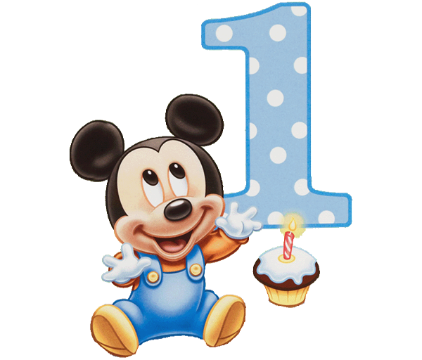 Mickey mouse and minnie with crown clipart clip black and white stock Mickey Mouse Polka Dot Birthday Invitations ALL COLORS clip black and white stock