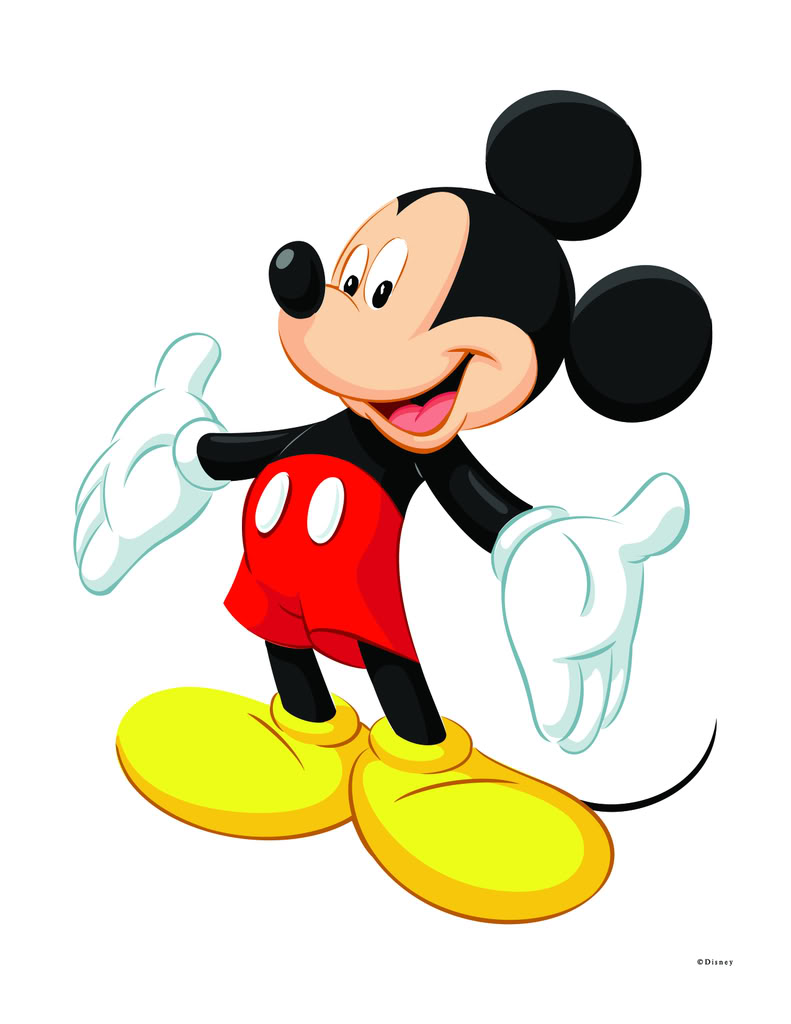 Mickey clipart vector library library Free Mickey Mouse Clubhouse Clipart, Download Free Clip Art, Free ... vector library library
