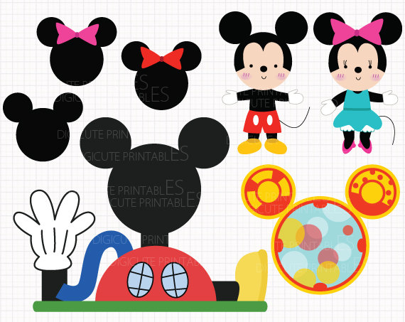 Mickey mouse club clipart jpg library library 52+ Mickey Mouse Clubhouse Clip Art   ClipartLook jpg library library