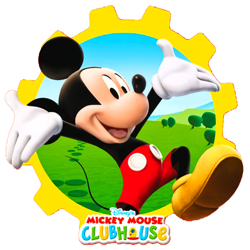 Mickey mouse clubhouse birthday clipart clip freeuse stock Mickey Mouse Clubhouse Birthday Clipart | Free download best Mickey ... clip freeuse stock