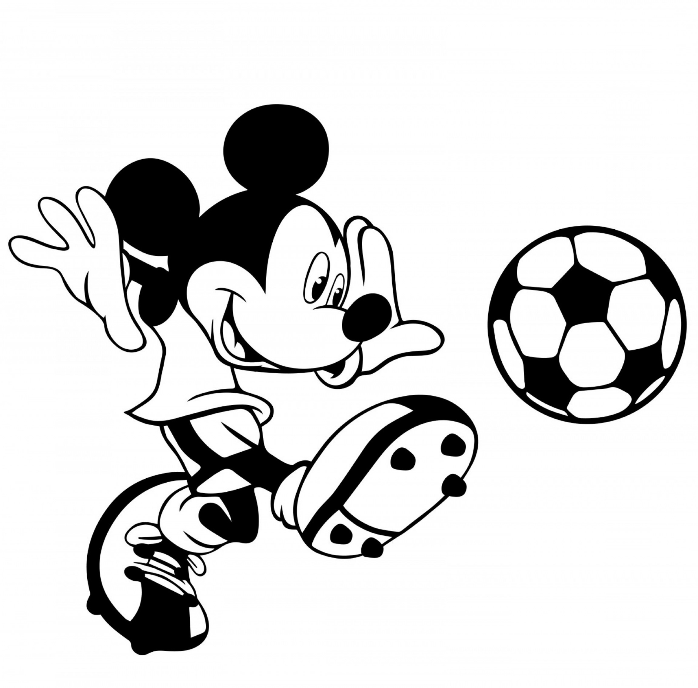 Mickey mouse clubhouse black and white clipart clip library library Mickey Mouse Clubhouse Black And White Clipart   SOIDERGI clip library library