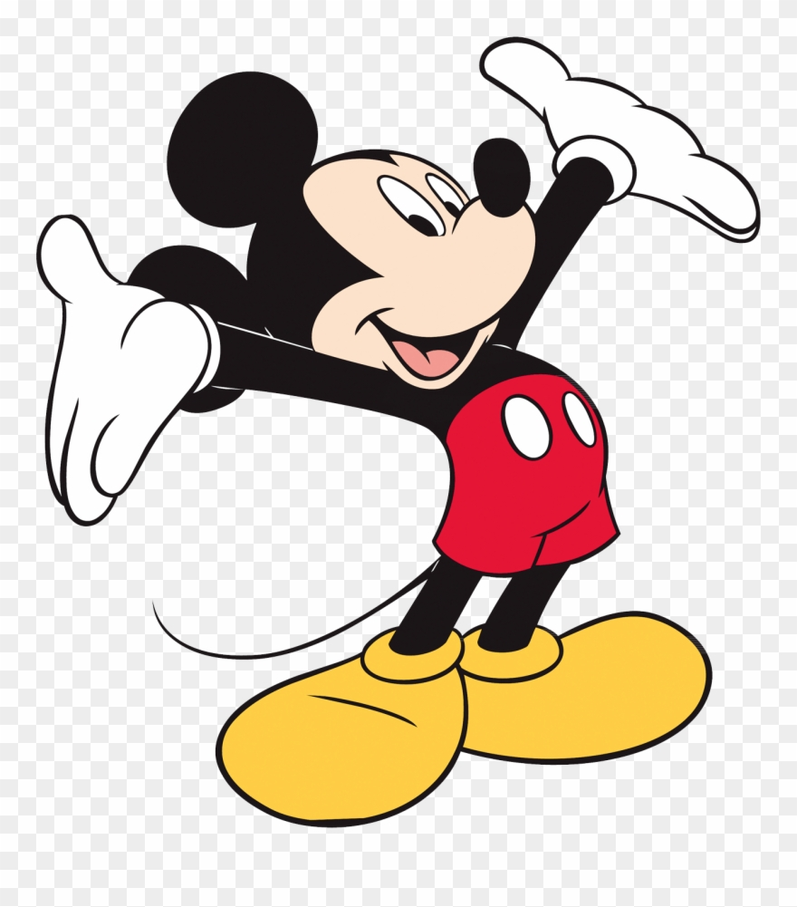 Mickey mouse images hd clipart png freeuse download Mickey Mouse High Resolution Clipart (#1825344) - PinClipart png freeuse download