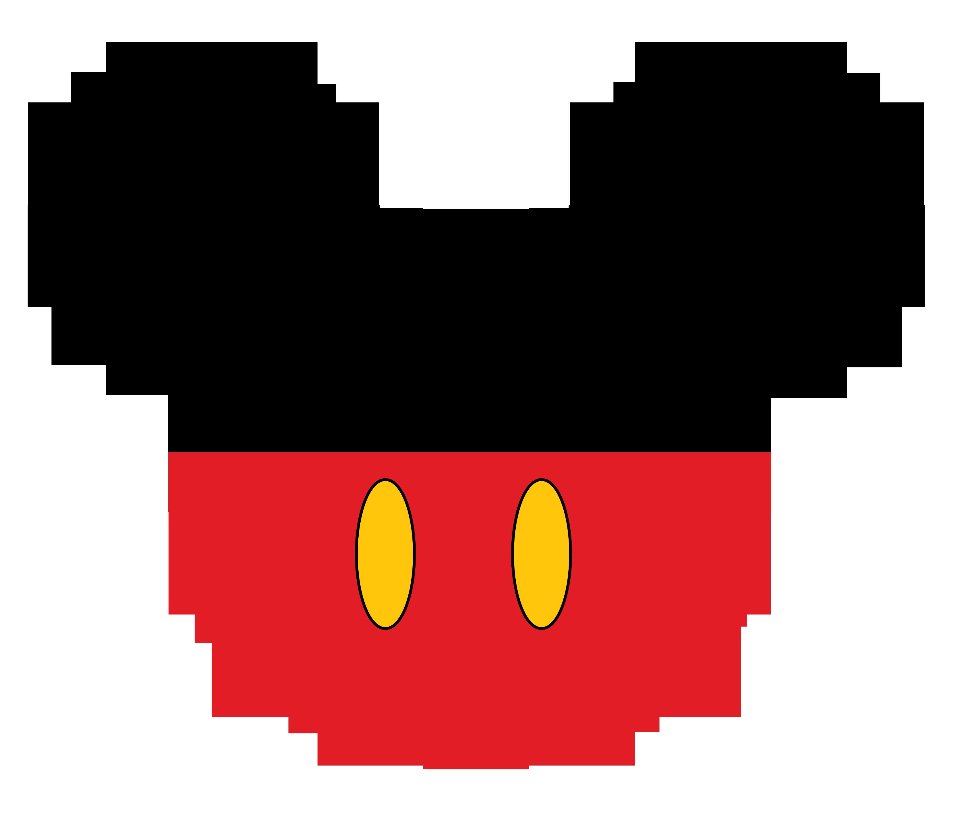 Mickey mouse pumpkin head clipart jpg free Photo shared on MeowChat | Festas de aniversário printables ... jpg free