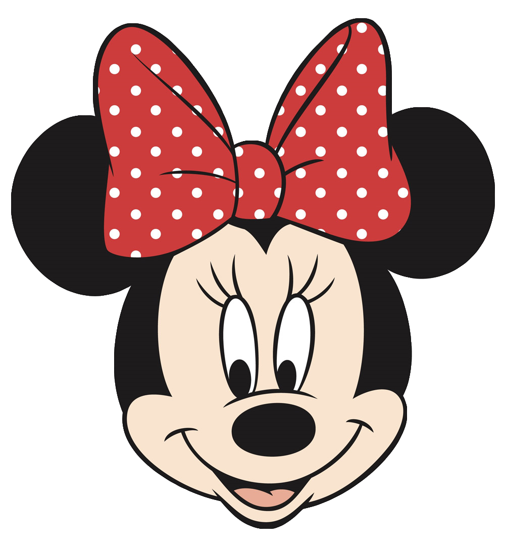 Minnie Mouse Head Vector Group (87+) clip library stock