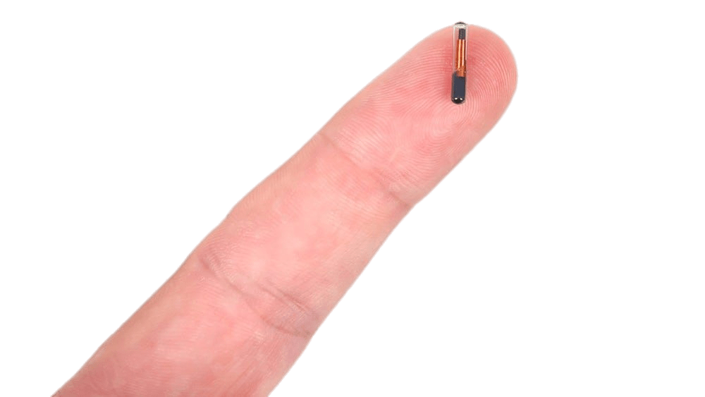Microchip implant clipart picture transparent stock Microchip Implant on Fingertip transparent PNG - StickPNG picture transparent stock