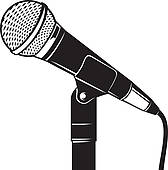 Clipart microphones jpg library download Microphone Clipart | Clipart Panda - Free Clipart Images jpg library download