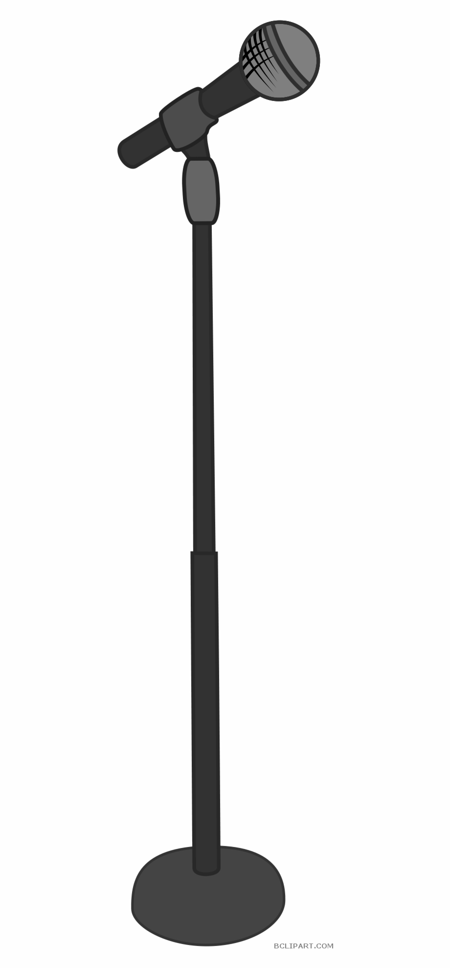 Microphone stand clipart free clipart freeuse stock Microphone Stand Clipart Free PNG Images & Clipart Download #2854291 ... clipart freeuse stock